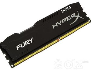8G DDR4 Kingston HyperX FURY 2400MHz